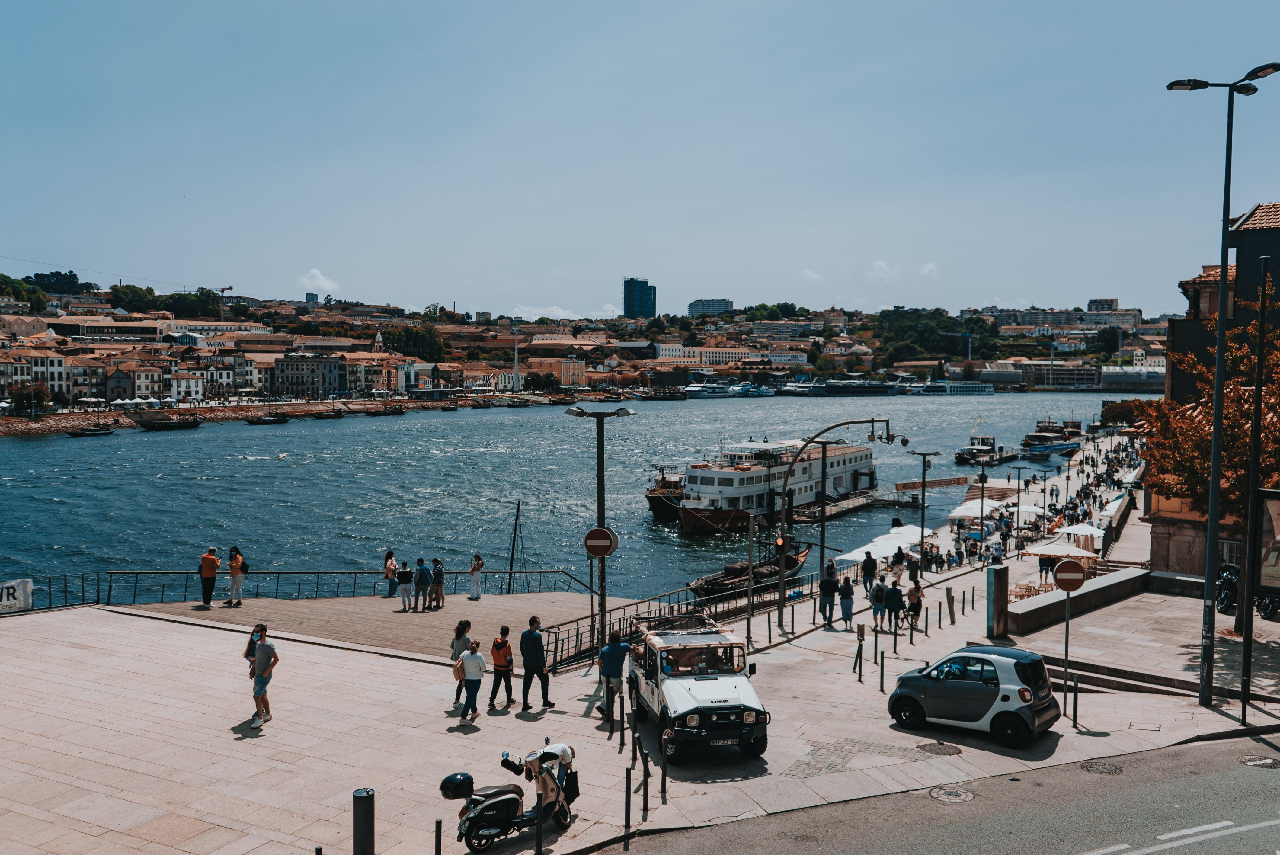 Cais de ferry boat