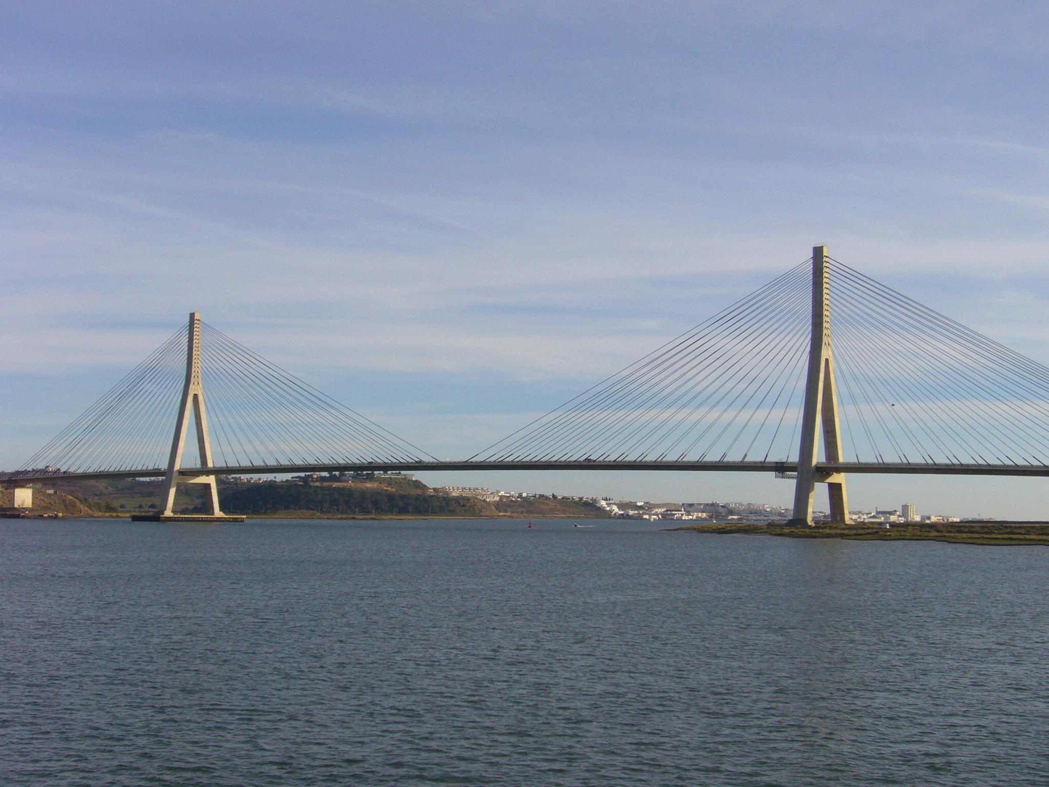 Obras na Ponte do Guadiana que liga o Algarve a Espanha concluídas