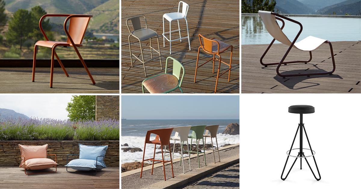 Cadeiras de esplanada