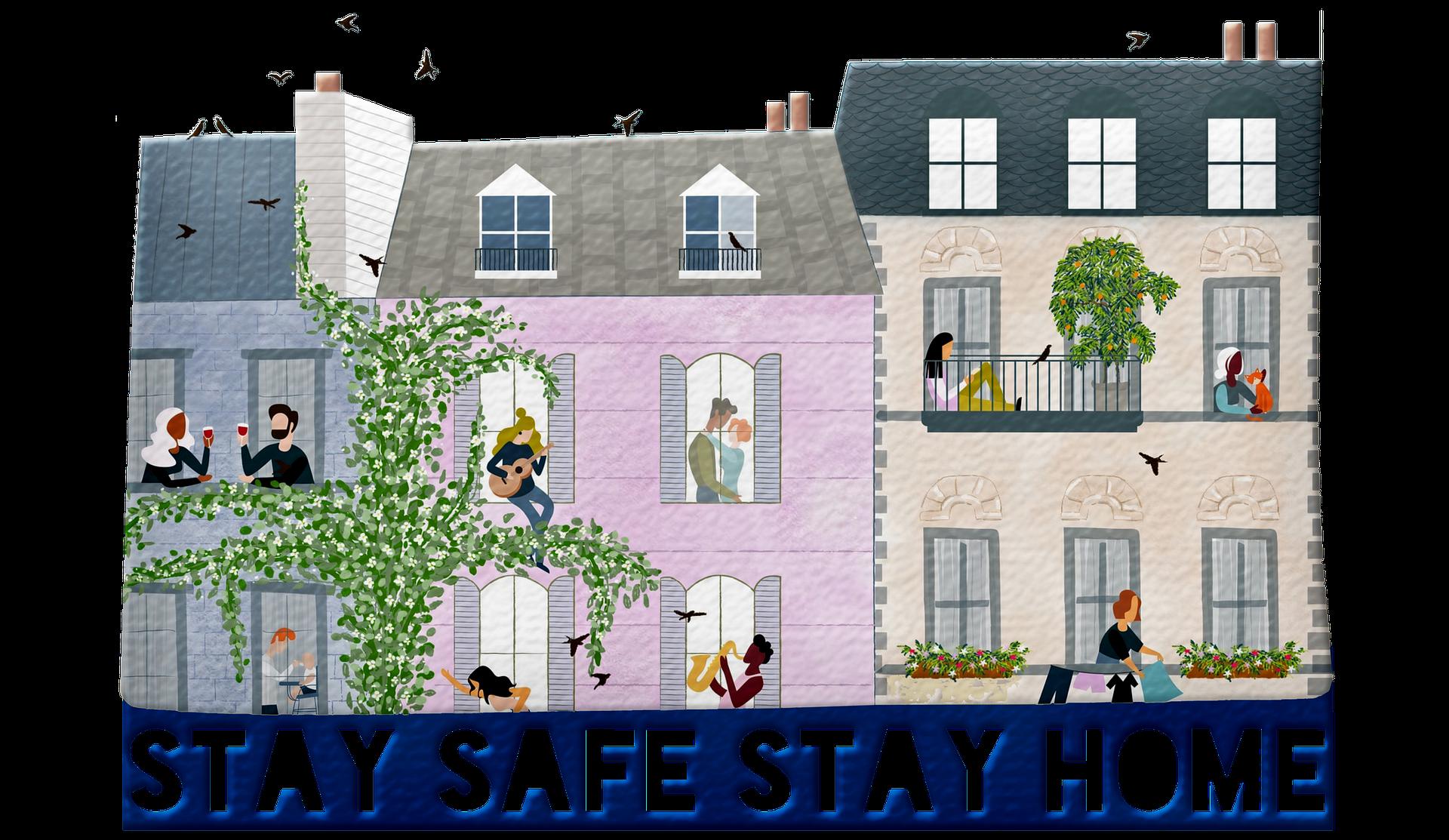 Impacto da pandemia no imobiliário residencial