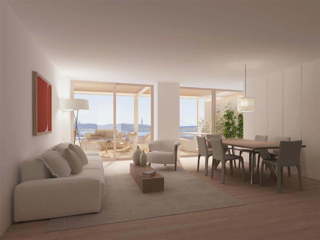 Villa Infante está a ser construído em Lisboa e é promivido pela Avenue