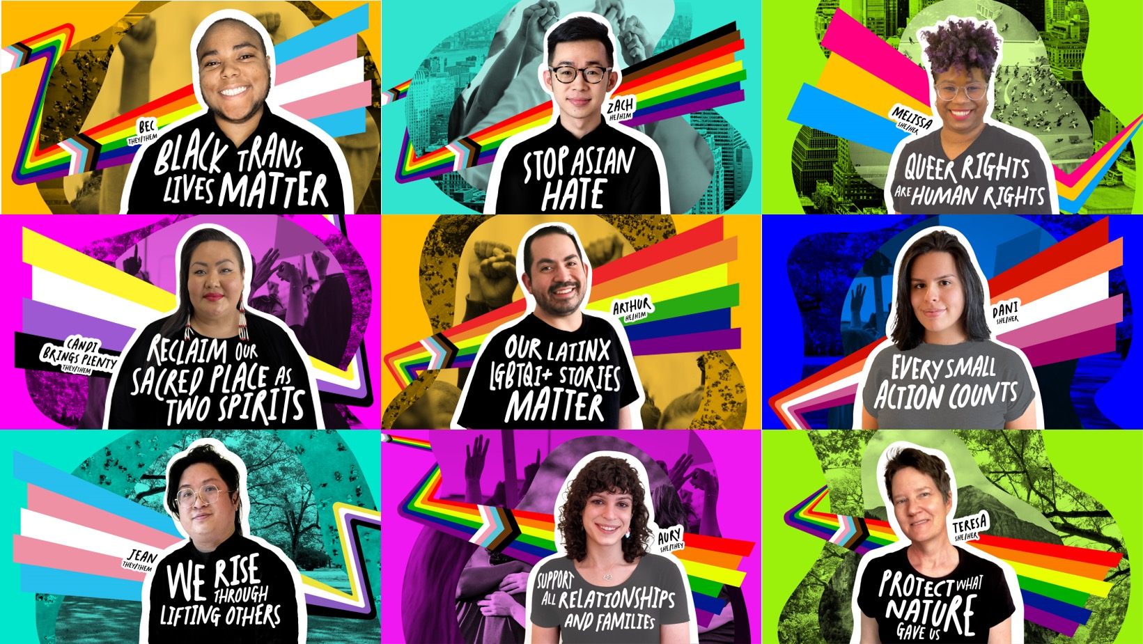 LGBTQI+ Pride 2021