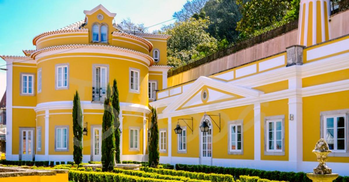 Casas de luxo à venda no idealista