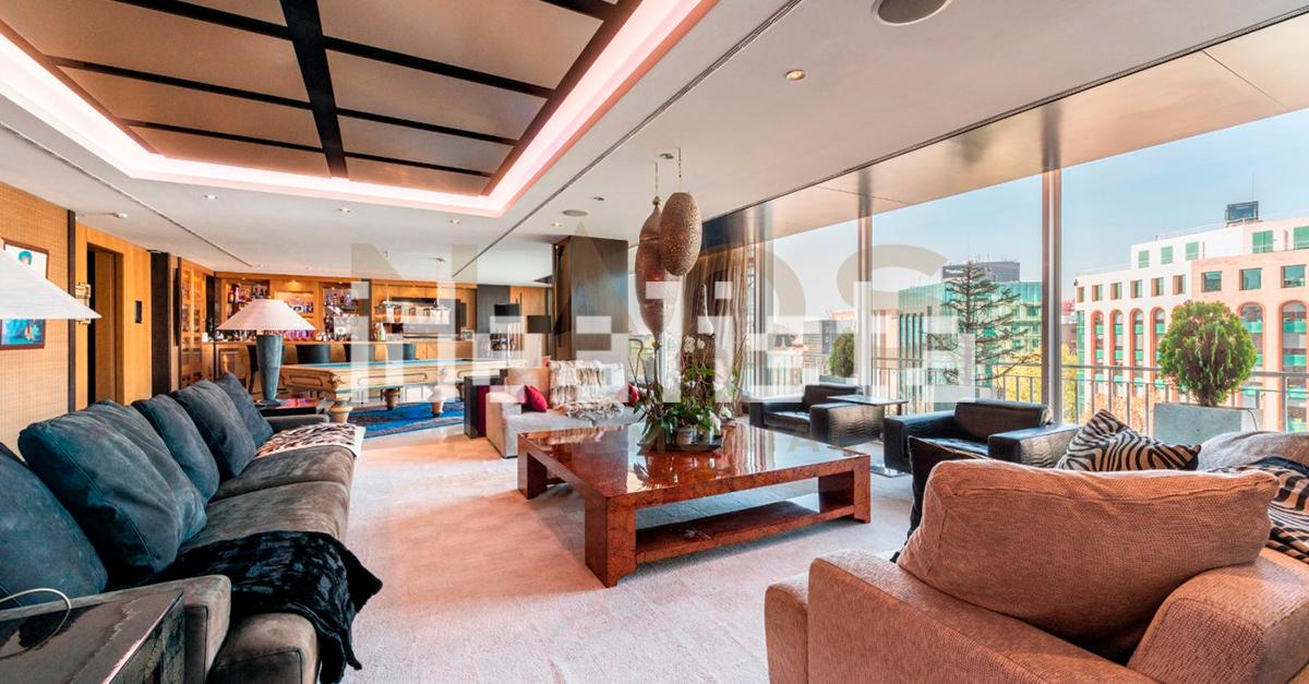 Casa incrível em Madrid à venda