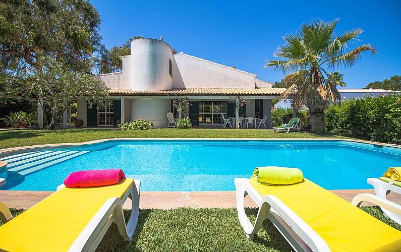 Casa de férias com piscina na Comporta