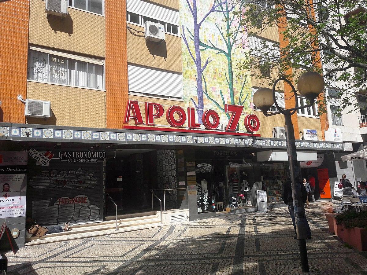 Shopping Apollo 70