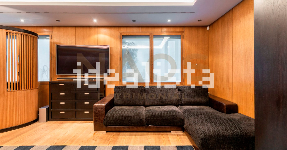 Casa incrível em Madrid