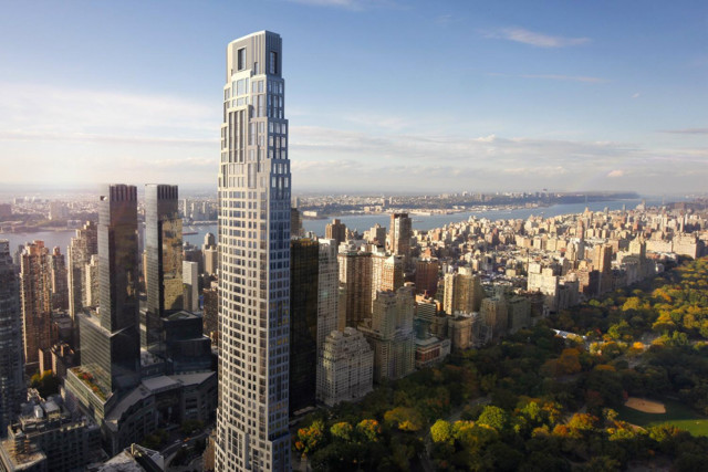 Casas de luxo em Nova Iorque