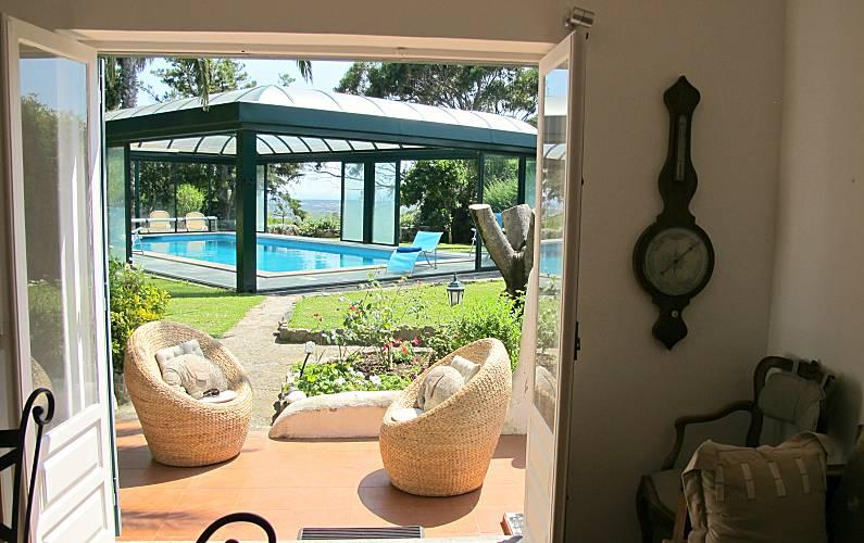 Casa de férias com piscina em Cascais