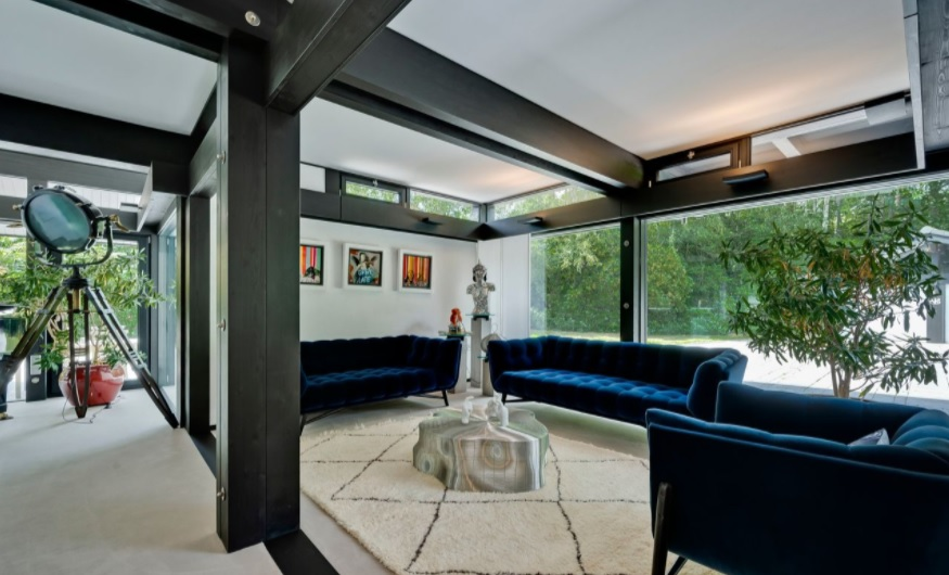 Casa pré-fabricada de Antonio Banderas à venda