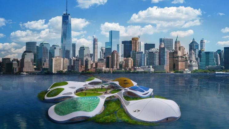#WeThePlanet Campus (WTP) em Manhattan