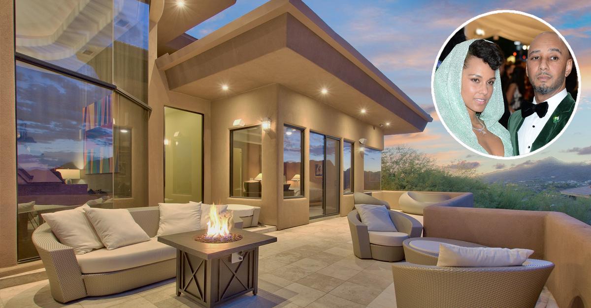 Alicia Keys consegue vender mansão no Arizona cinco anos depois por 2,6 milhões