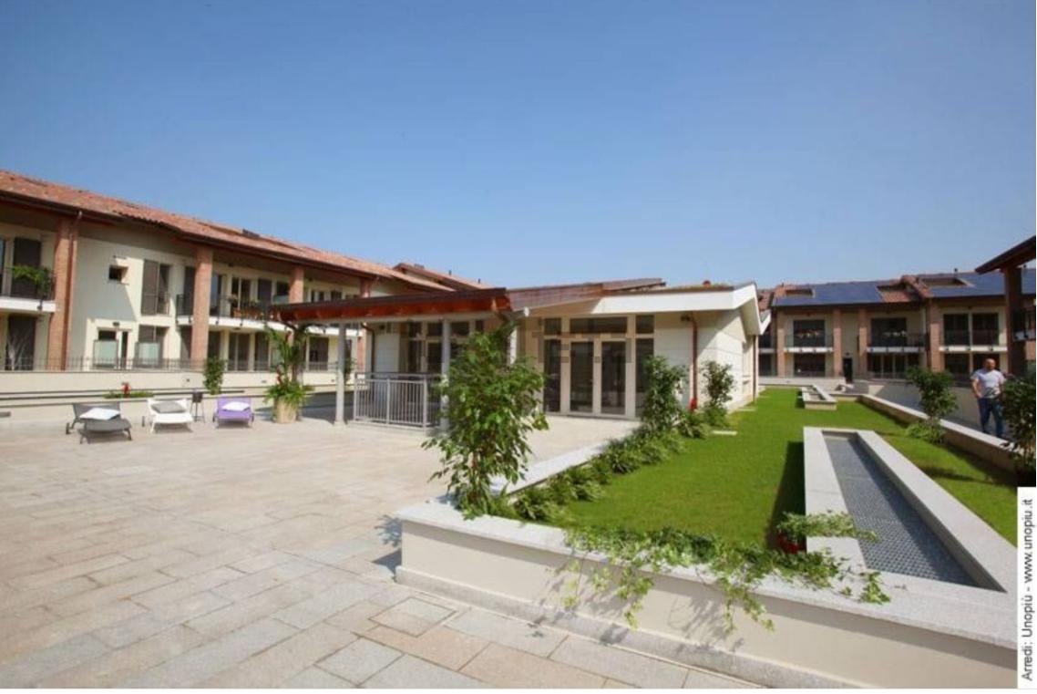 Coliving sustentável em Itália