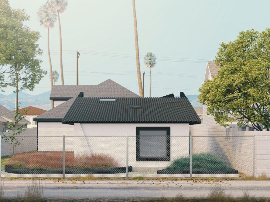 Casas pré-fabricadas em Los Angeles