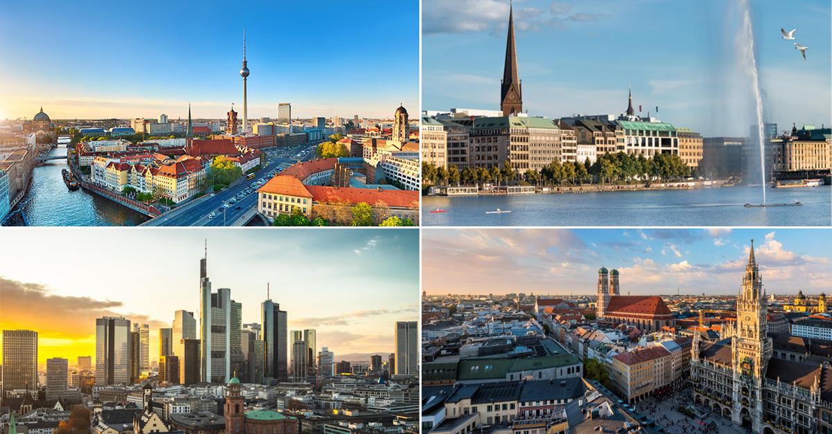 Preços das casas na Alemanha