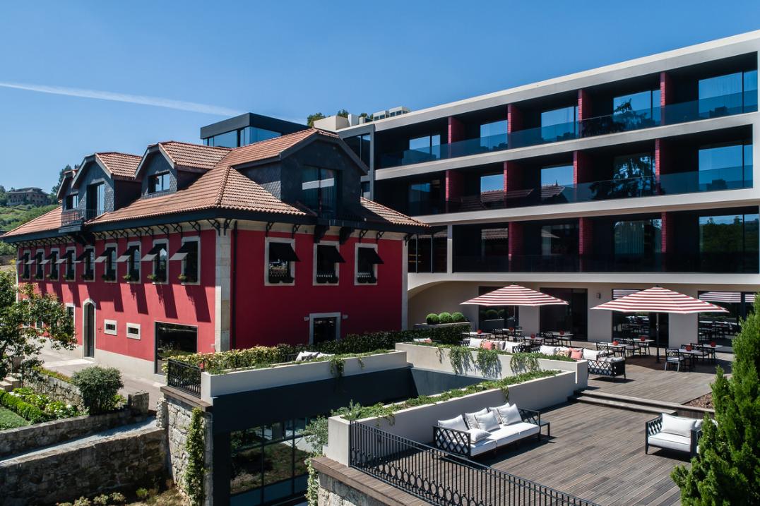 Novo hotel nas margens do Douro