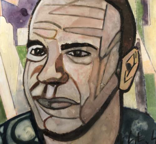 O rosto do homem (2019) / RedCollectors