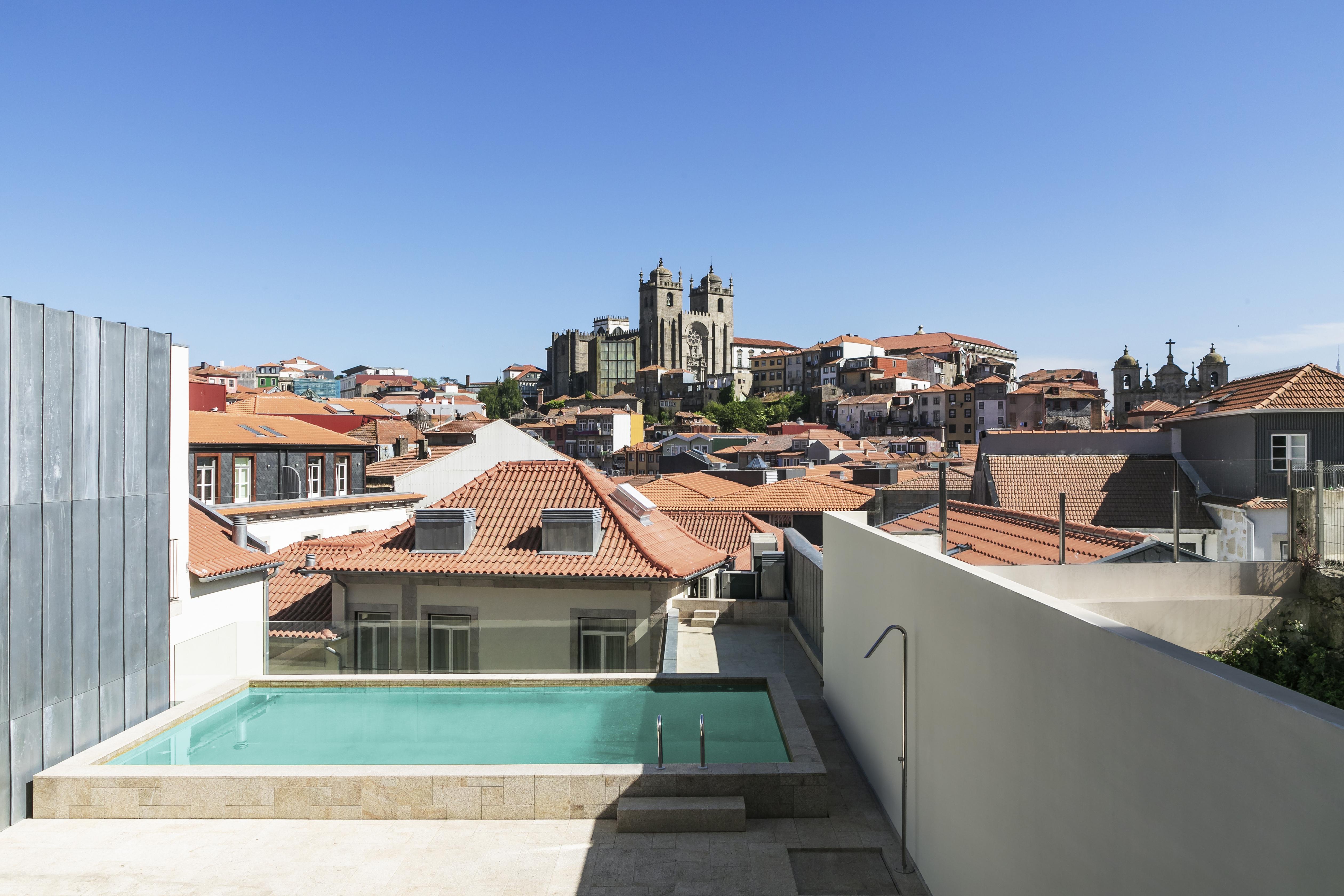 Hotel de luxo no Porto