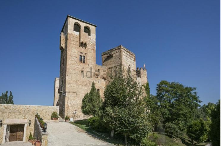 Castelo de sonho perto de Madrid