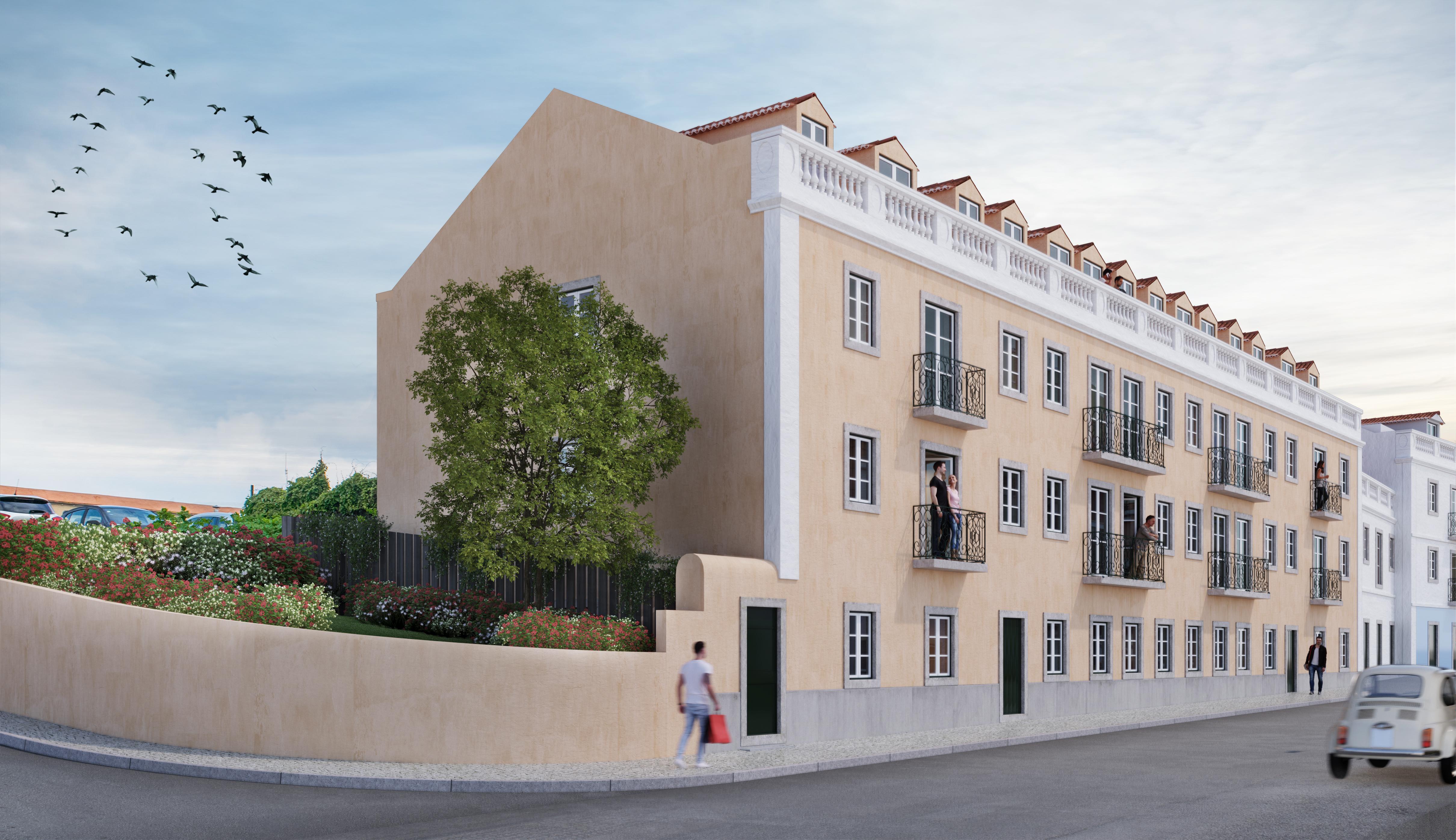 Colline é o novo projeto residencial em Campo de Ourique