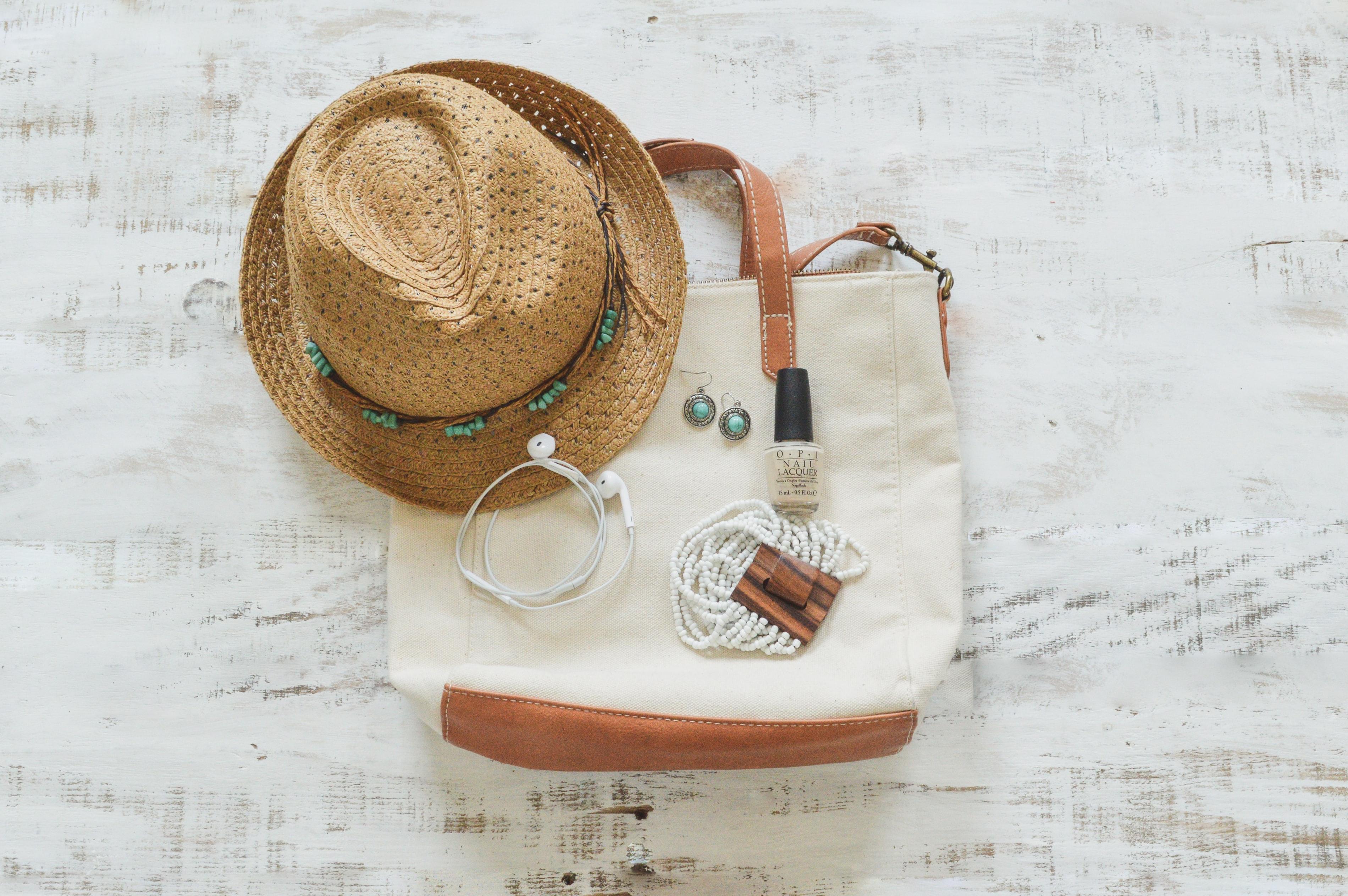 Preparar a mala de viagem com o essencial