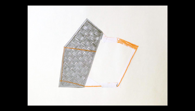Desenho de Ana H. del Amo por 500 euros (30x40,5 cm)