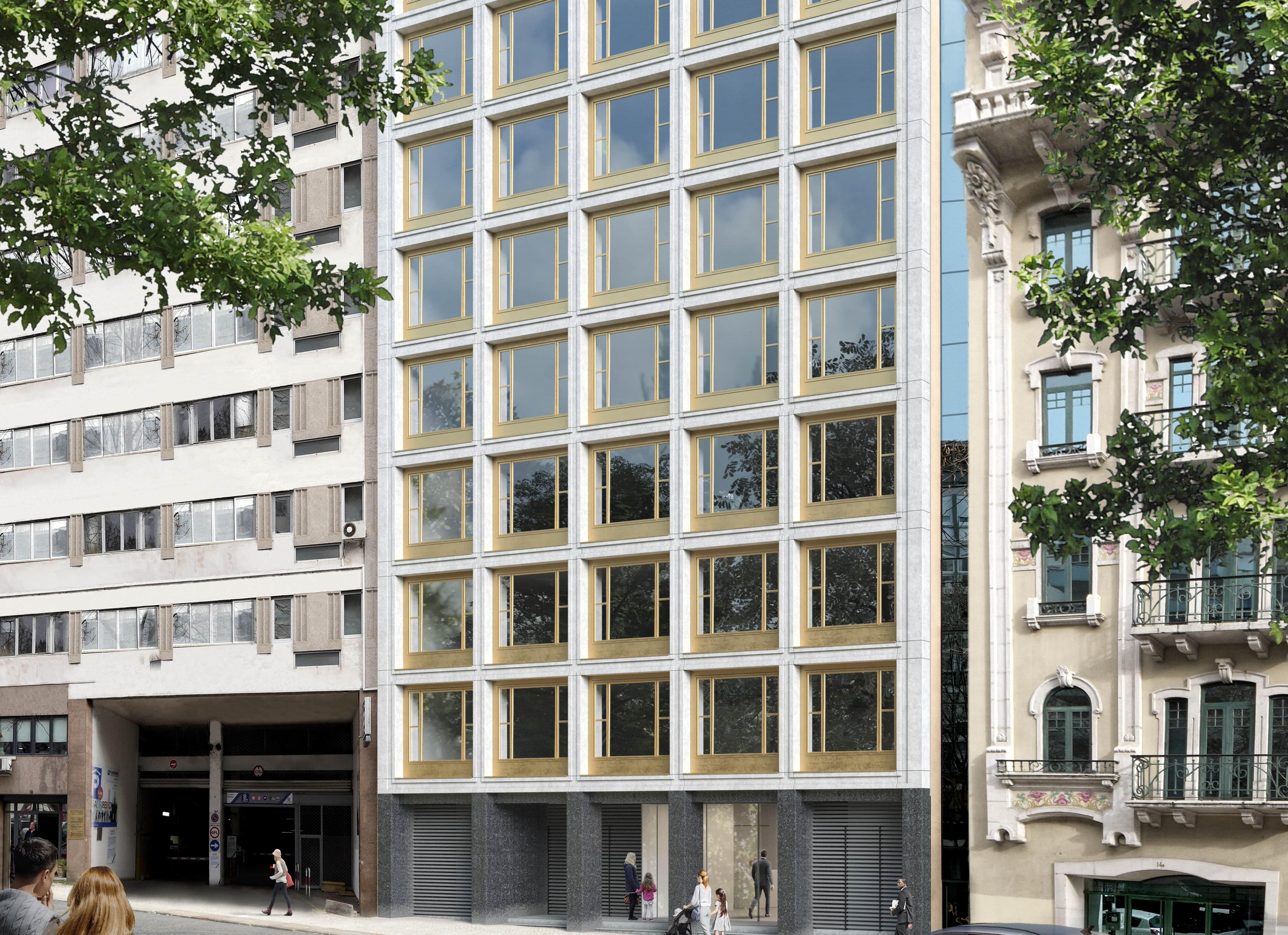 Casal Ribeiro 16 requalificado para ter grau de excelência na certificação ambiental de edifícios