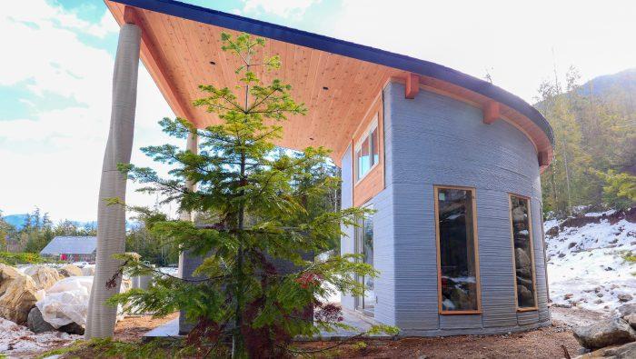 Casas préfabricadas 3D