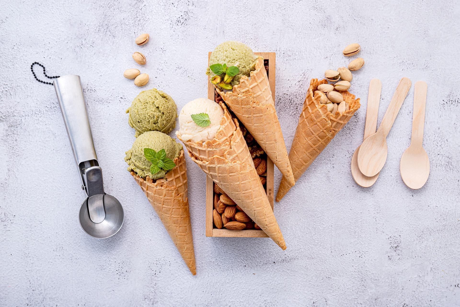 Provar gelados como teletrabalho