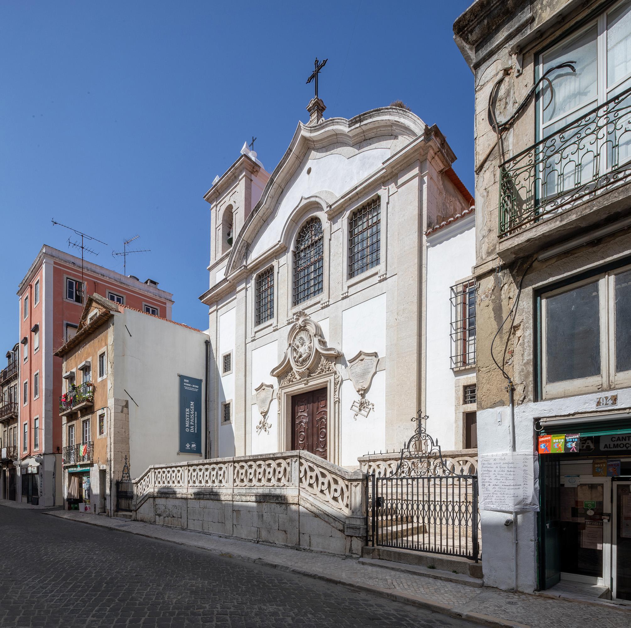 Casa Dos 24 - Igreja De São José Dos Carpinteiros