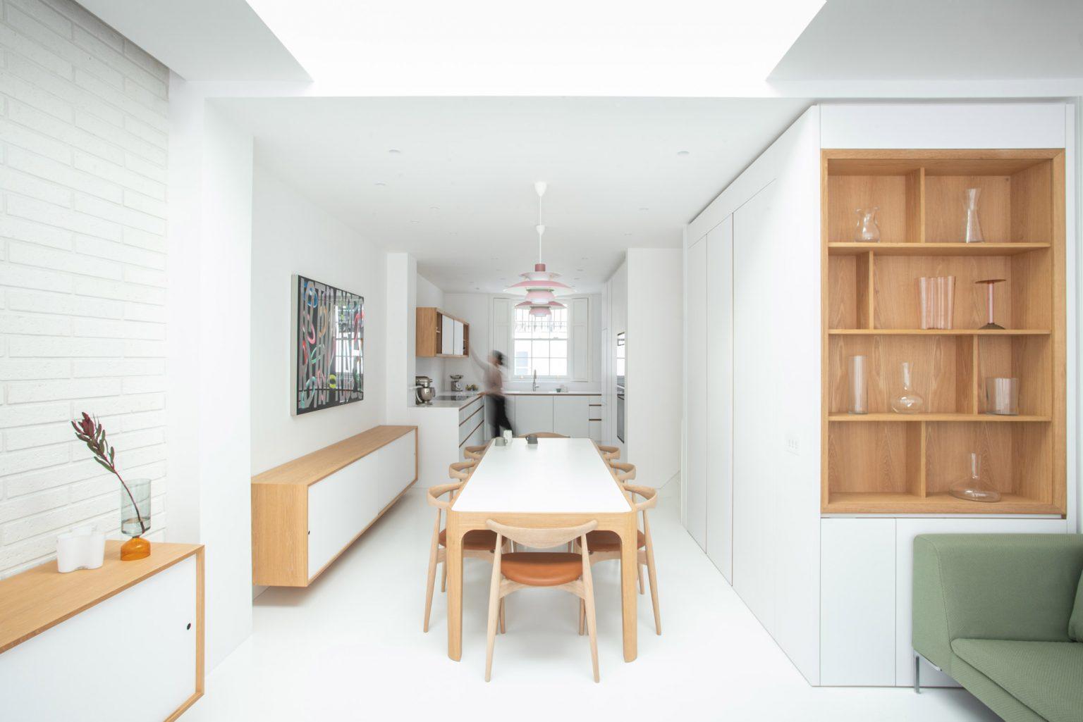 Céditos: Alexandria Hall @alexandriasphotography |Moxon Architects