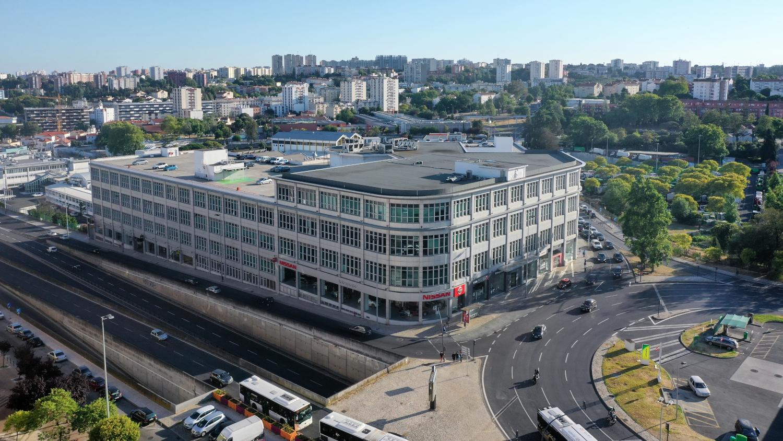 Entreposto de Lisboa vendido por 98 milhões à norte-americana Jamestown