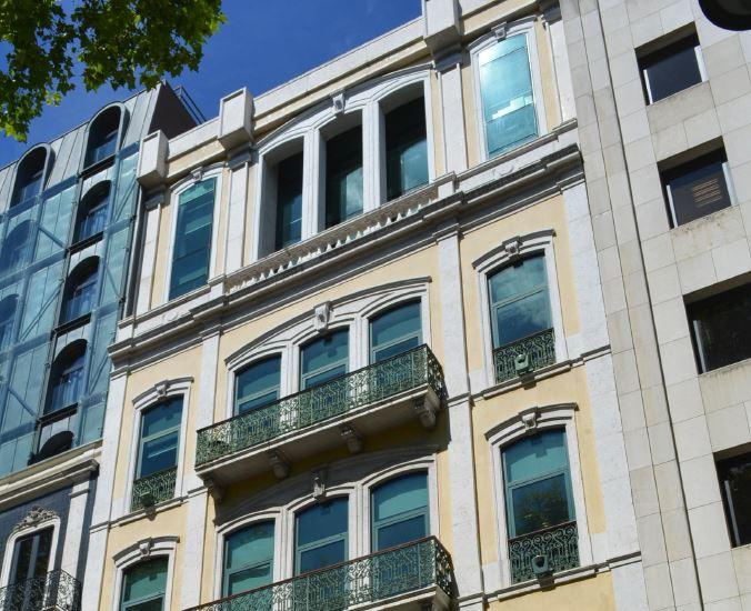 Escritórios em Lisboa: Liberdade 136 à procura de inquilinos