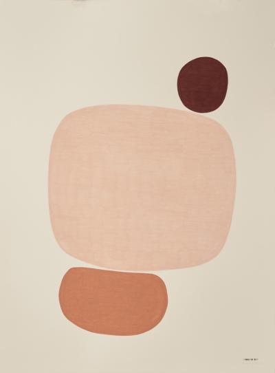Pintura de Mari Quiñonero por 2.200 euros (77x56 cm)