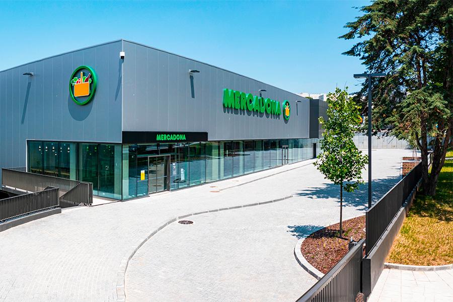 Mercadona já abriu uma nova loja no Porto