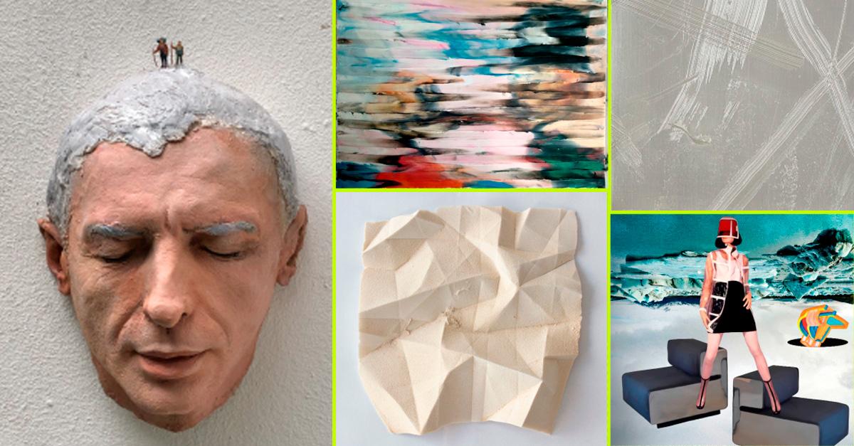 Decorar a casa com arte: 10 obras da feira JUSTMad desde 400 euros