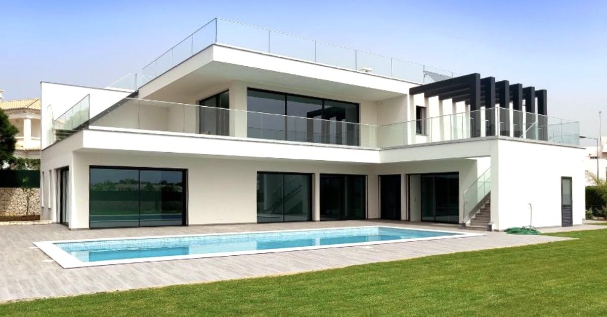 Casas de luxo no Algarve