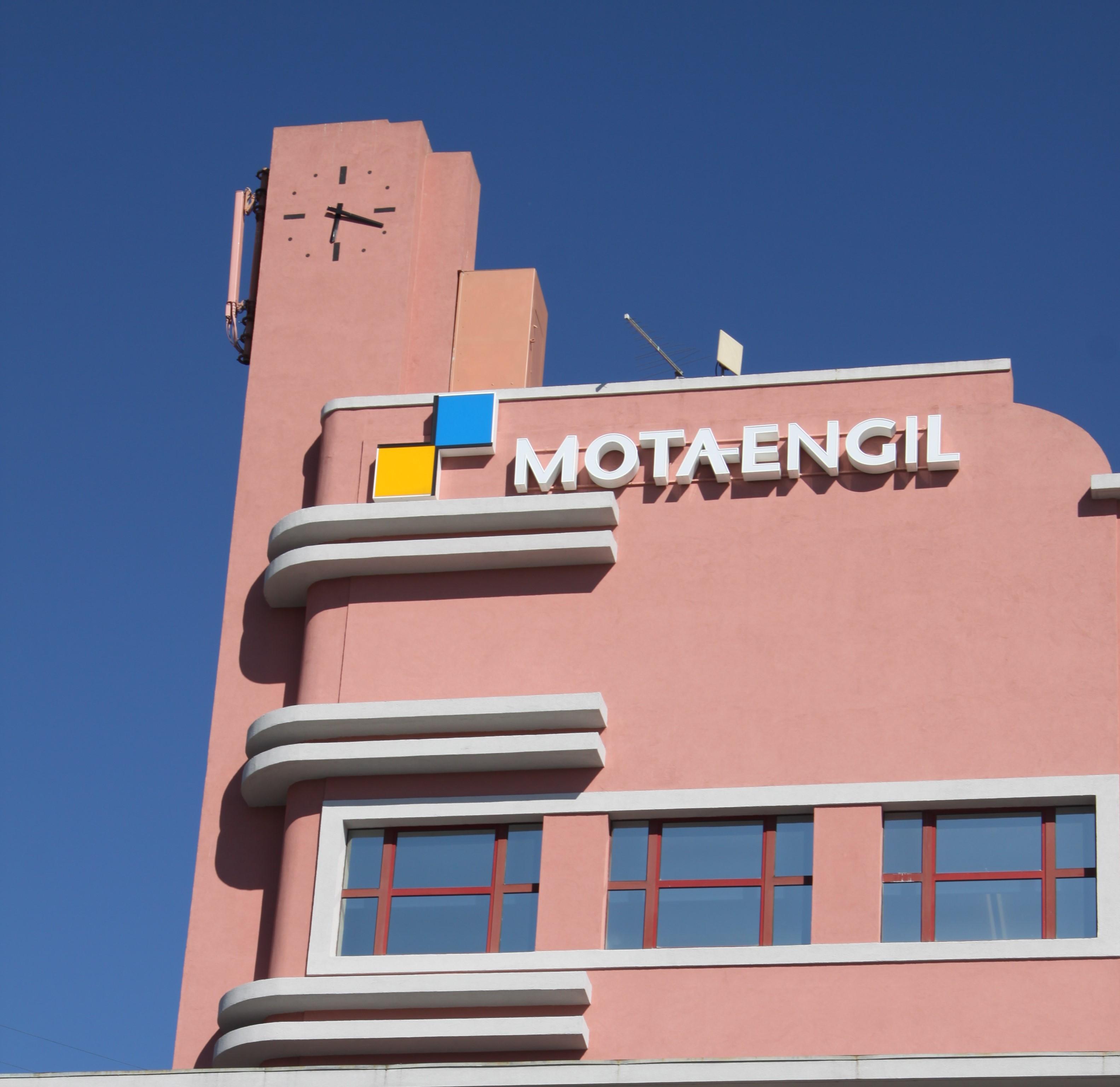 Mota-Engil Porto
