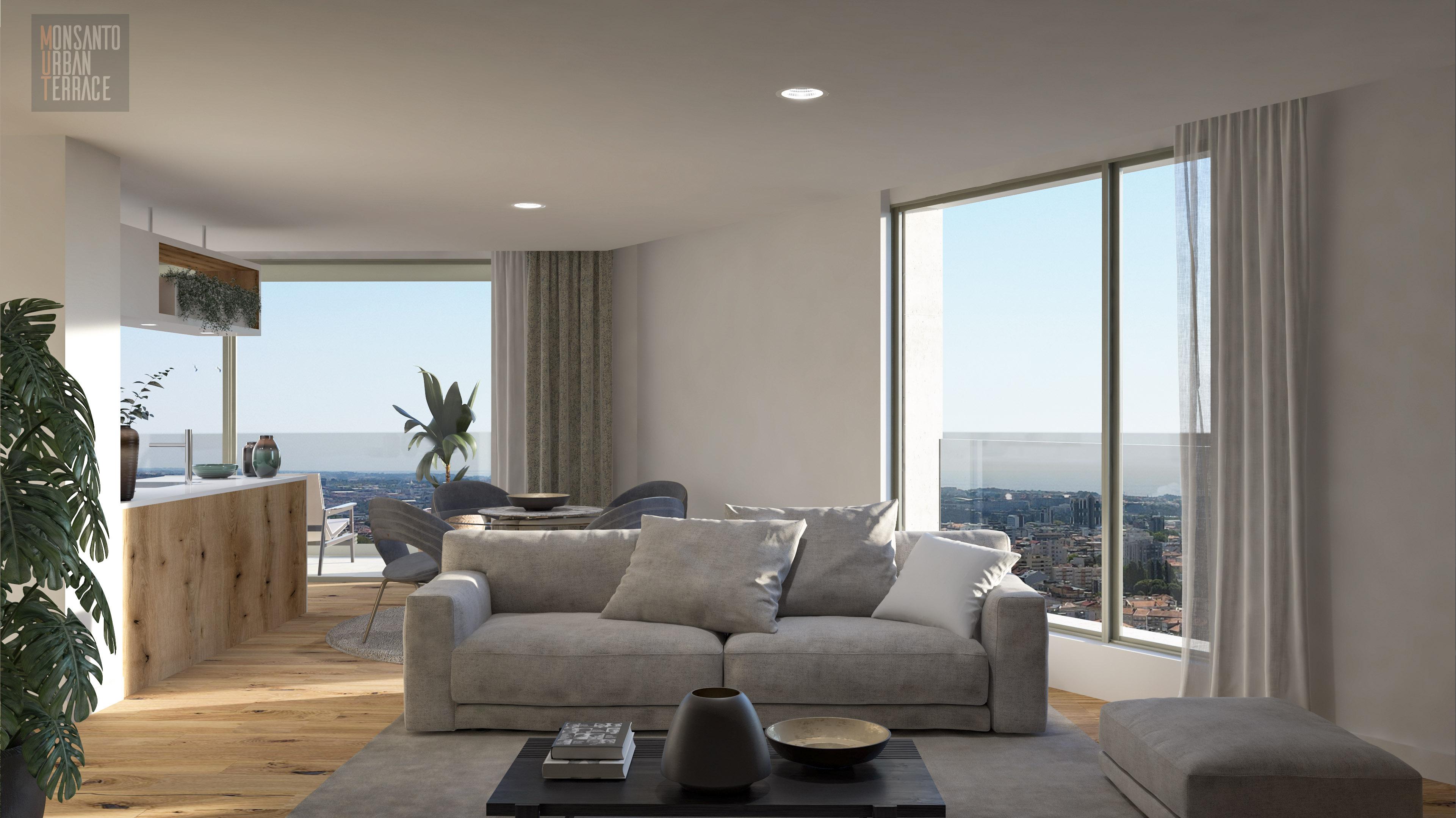 Monsanto Urban Terrace traz mais de 100 casas ao Porto