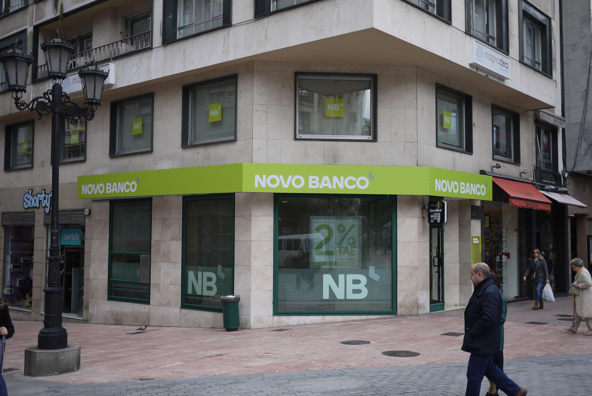 Novo Banco perdas