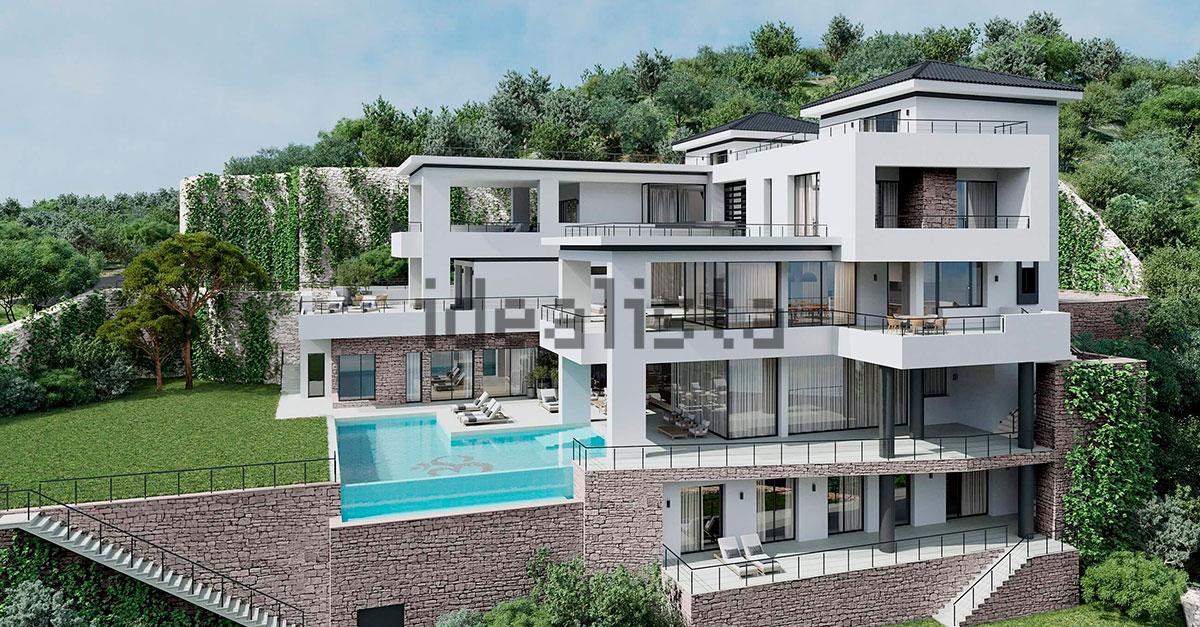 Thalassa Villa na Costa del Sol à venda no idealista por 12,9 milhões