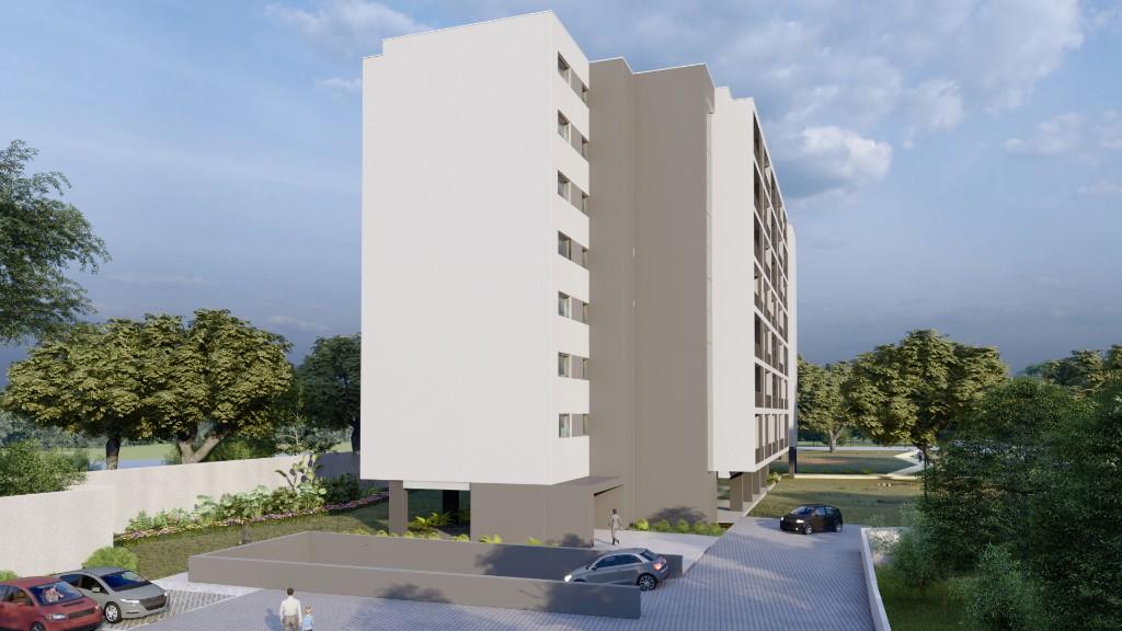 Campus da Asprela: maioria dos apartamentos do Parque dos Sobreiros vendidos