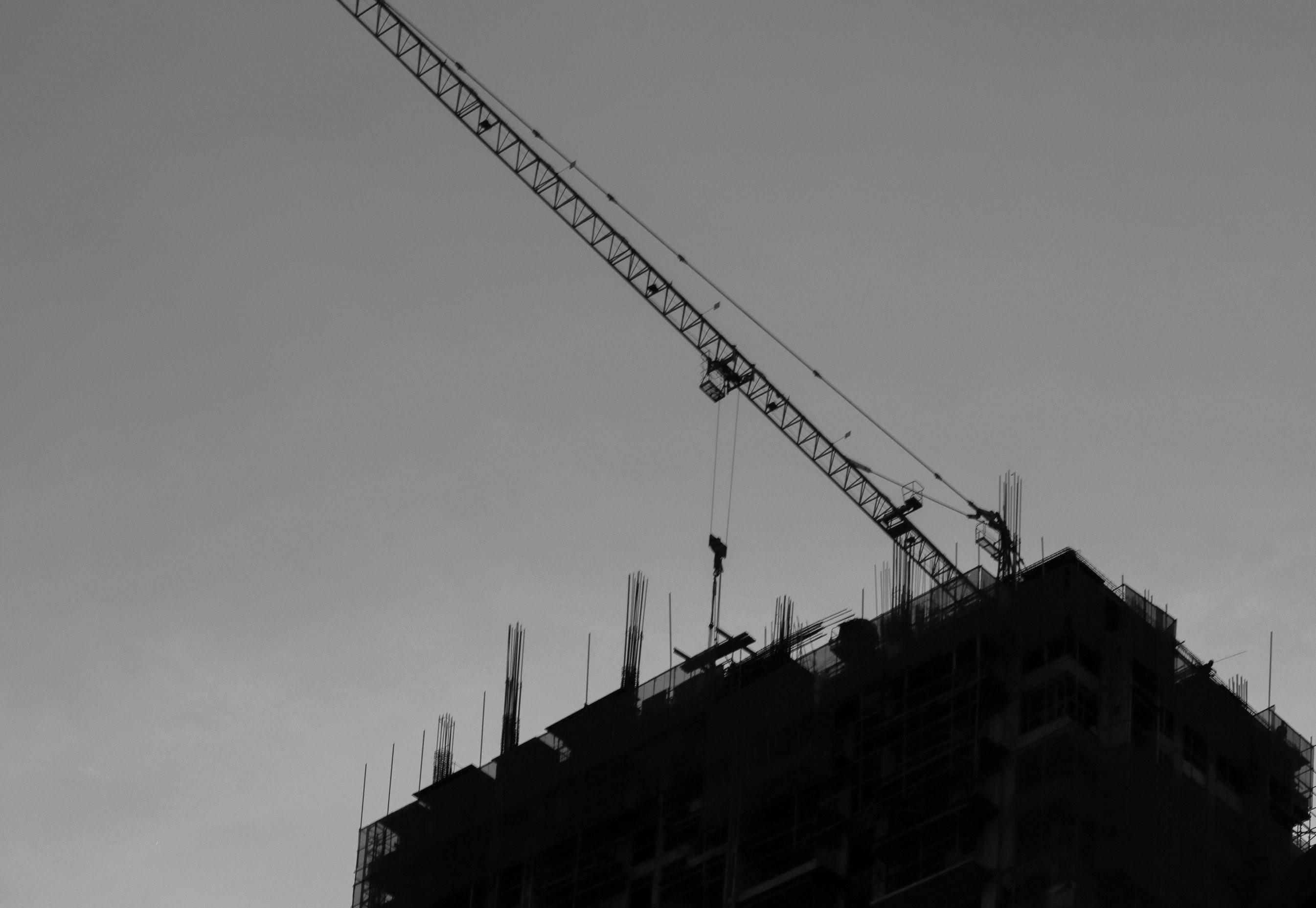 Mercado da construção e imobiliário finta a pandemia