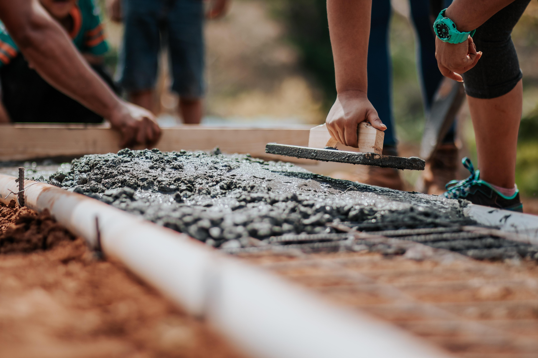 Produção na construção cresceu 8% em maio de 2021