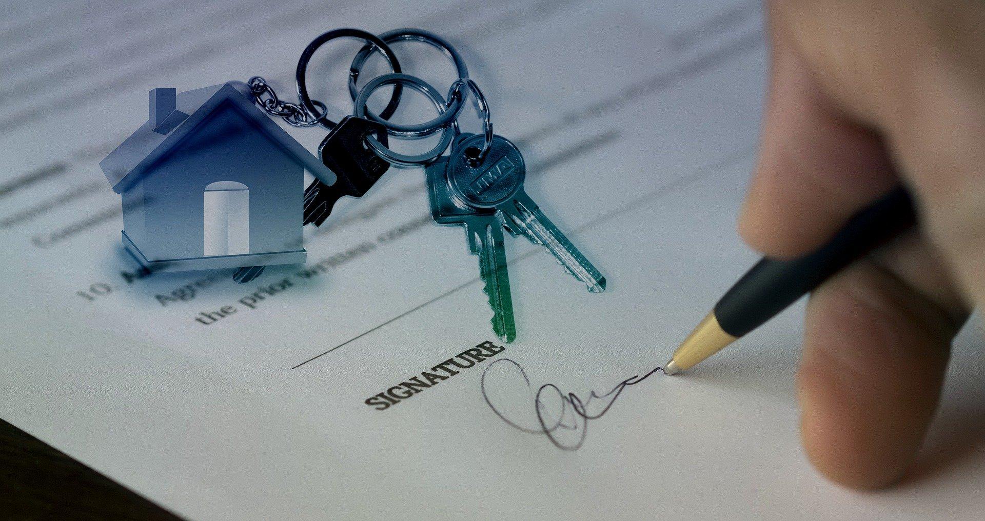 Taxa de juro no crédito à habitação em baixa