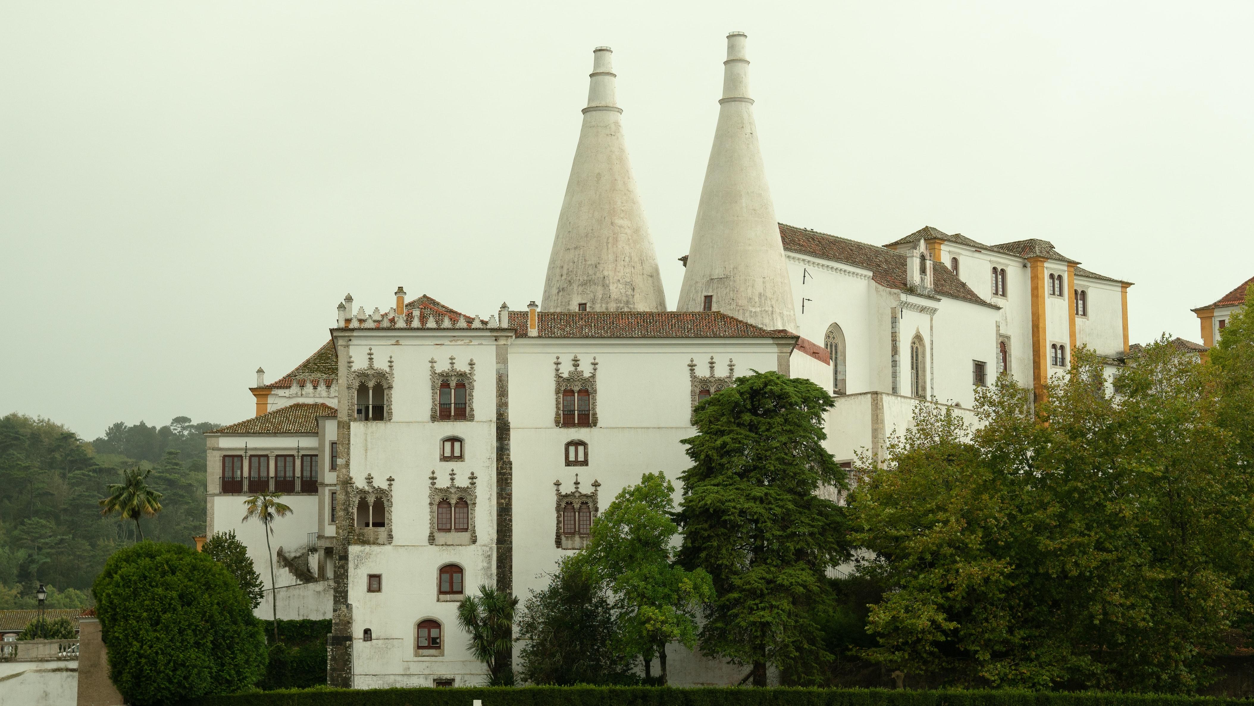 Visita Virtual Palácio Nacional de Sintra