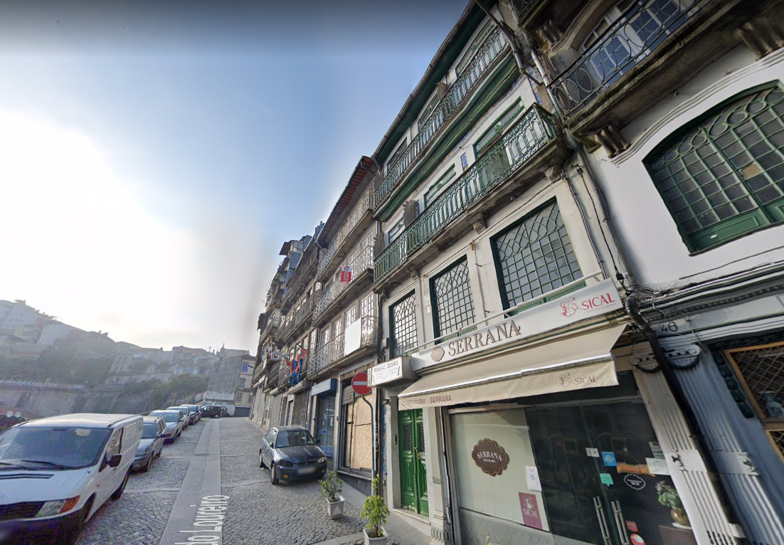 Bairro a nascer no Porto