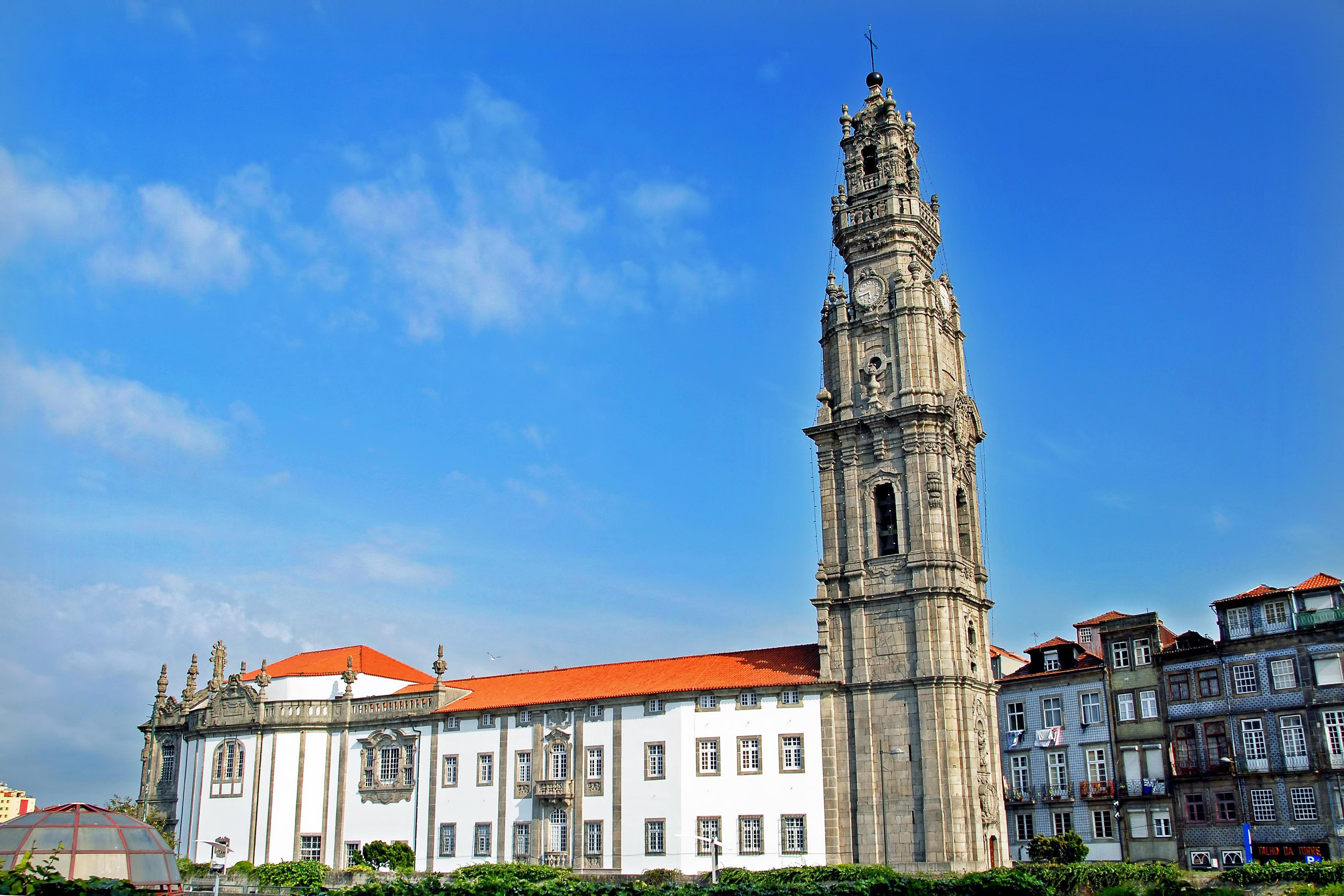 Visita Virtual Torre dos Clérigos