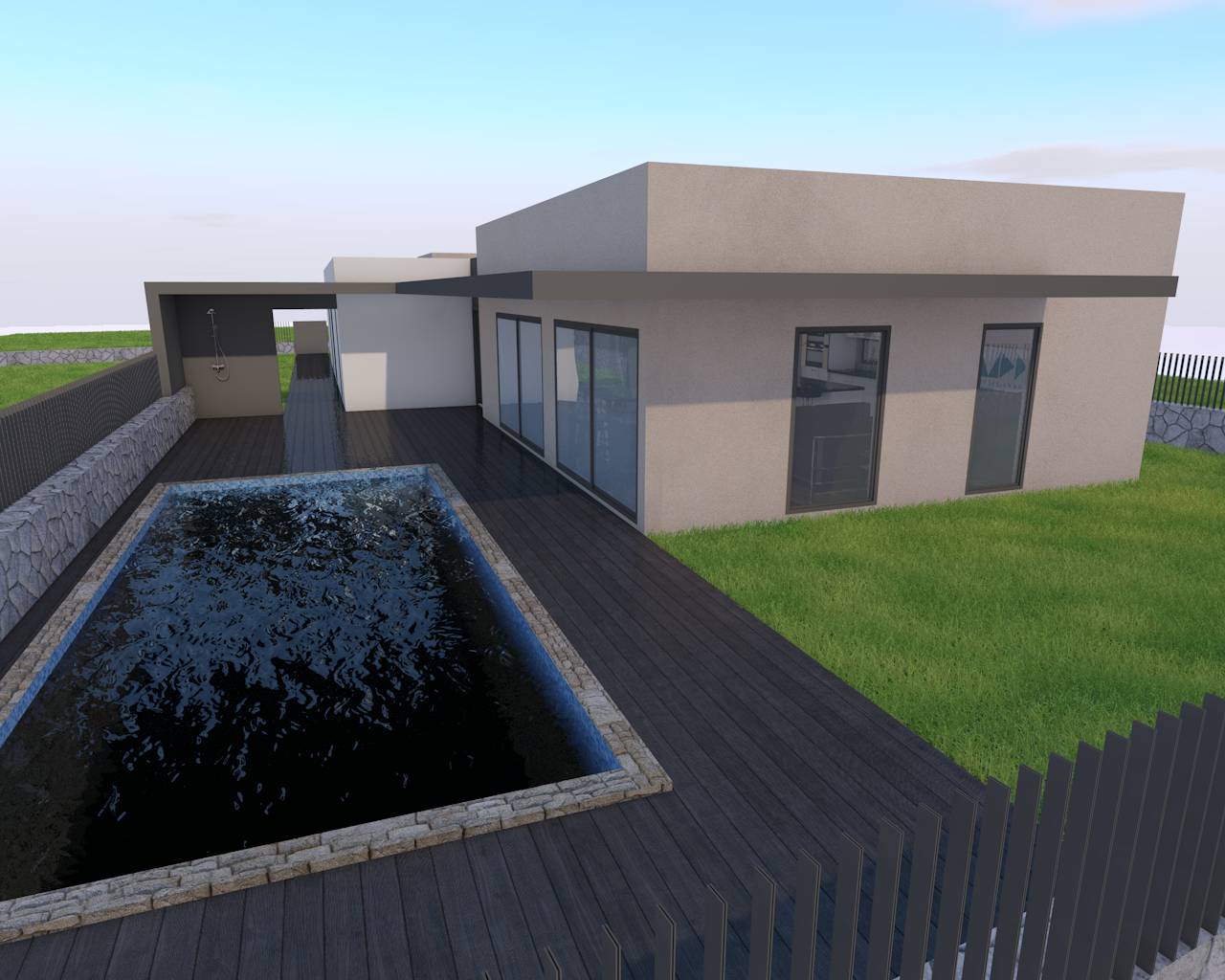 Casas pré-fabricadas My Design House