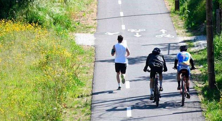 Ecopista liga Famalicão a Póvoa de Varzim